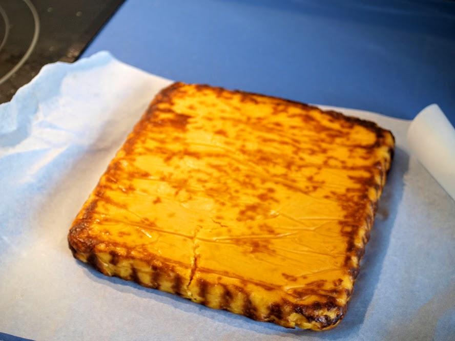 tarta calabaza horneada
