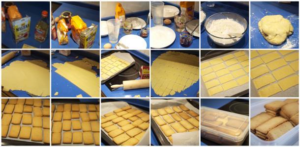 Receta de galletas yayitas desayuno paso a paso