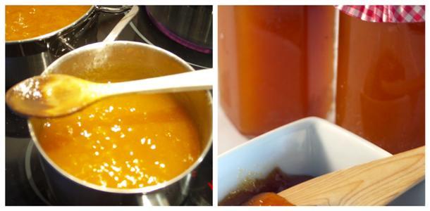 mermelada de melocotón con vainilla1