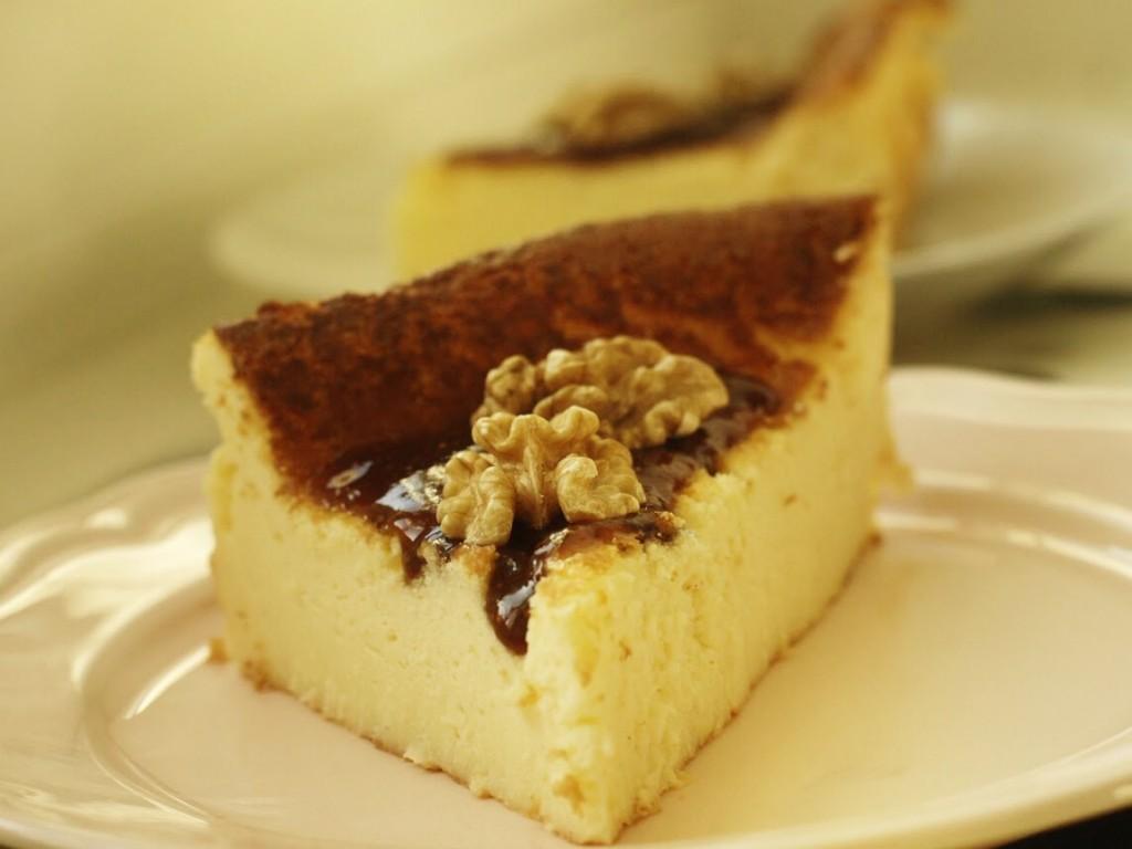 tarta de queso gallega