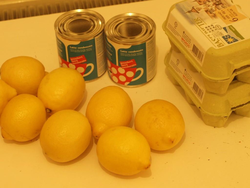 Pie de Limón paso a paso