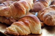 Receta de croissant francés