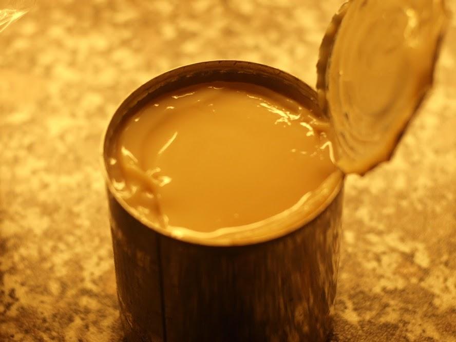dulce de leche banoffee