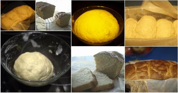 Receta de pan dulce paso a paso