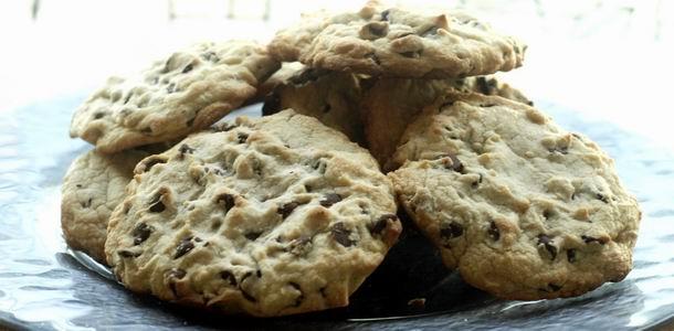 Cookies de chocolate estilo New Orleans