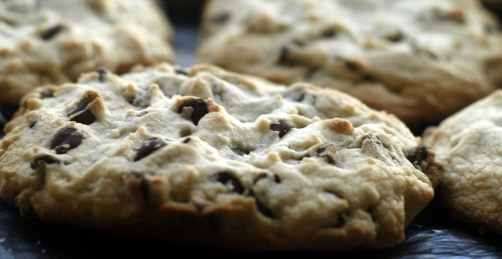 Receta de cookies estilo New Orleans